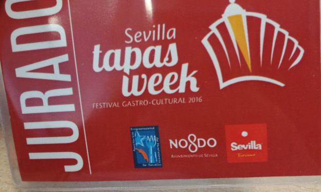 Mi paso por Sevilla Tapas Week
