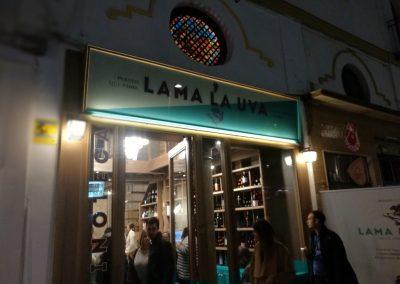 Lama La Uva