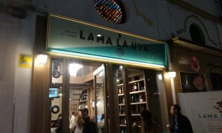 Inauguración Lama La Uva