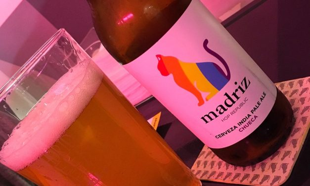Chueca (IPA) de Cervezas Madriz