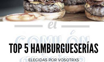 Las 5 mejores hamburgueserías de Sevilla