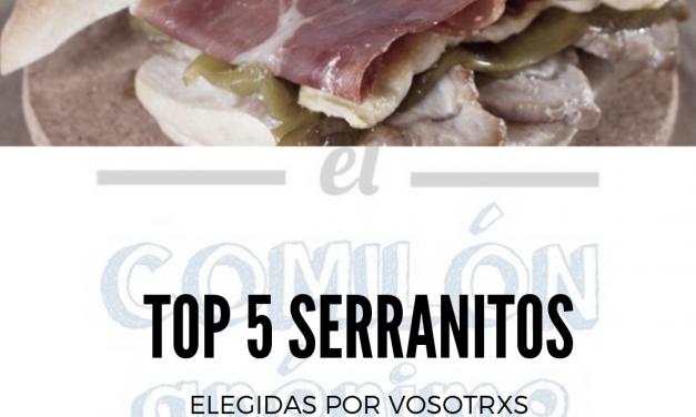 Los 5 mejores serranitos de Sevilla